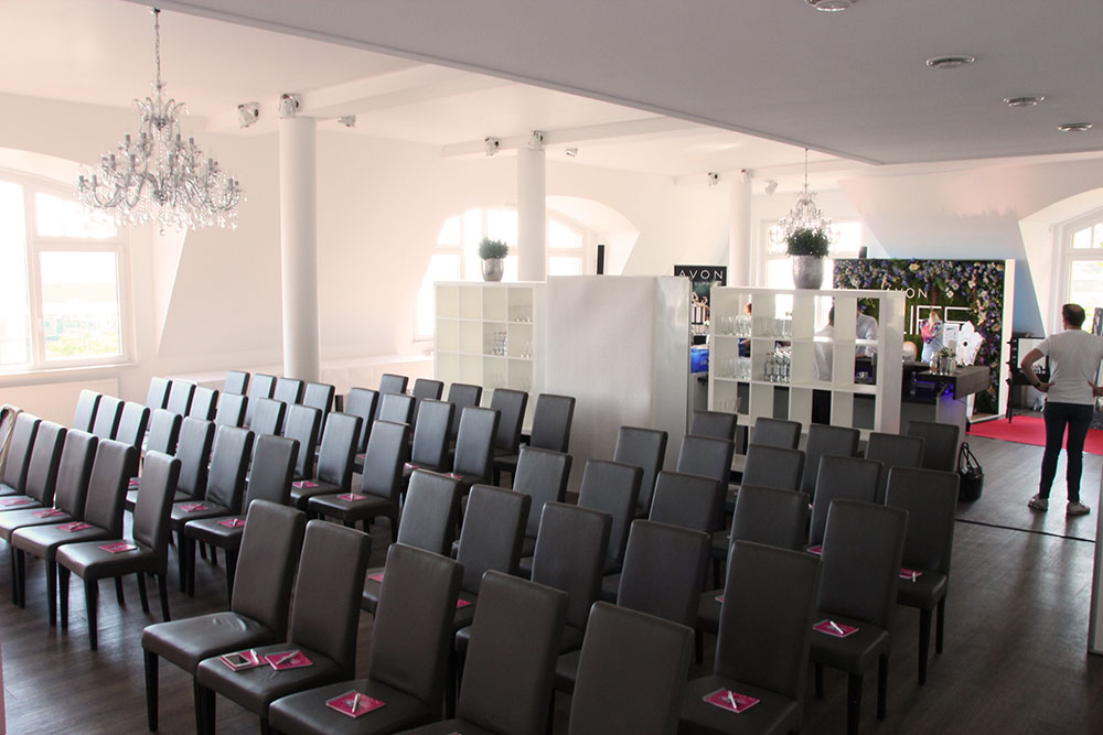 Produktpräsentation Hamburg Elbblick