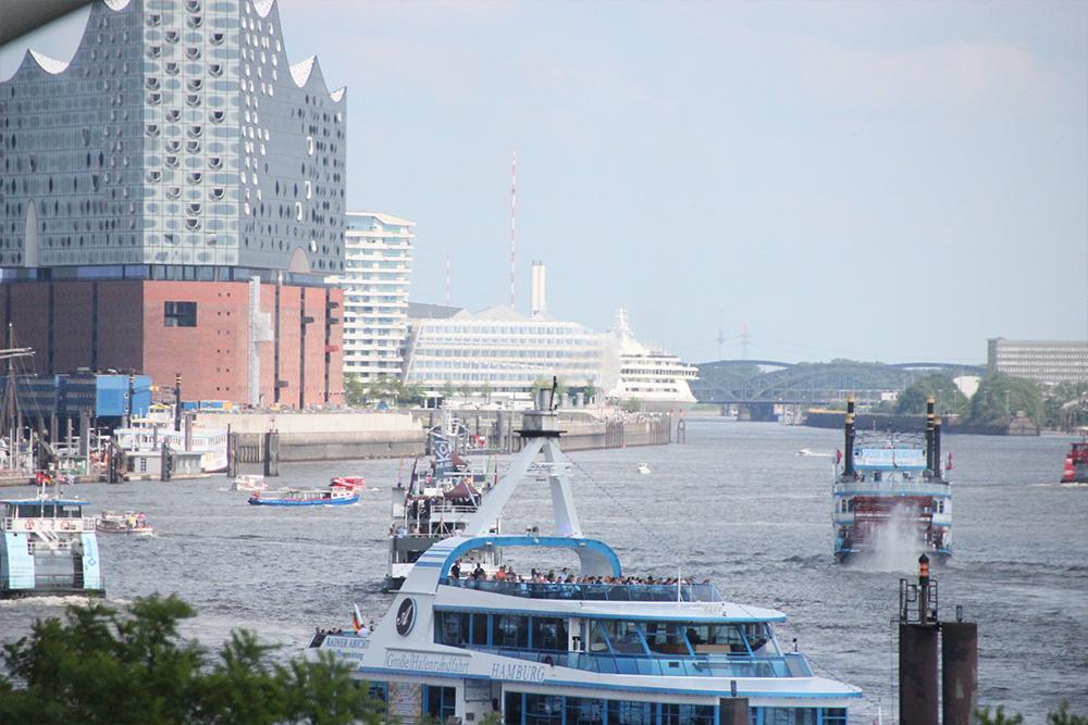 Panorama Lounge Hamburg Elbphilharmonie