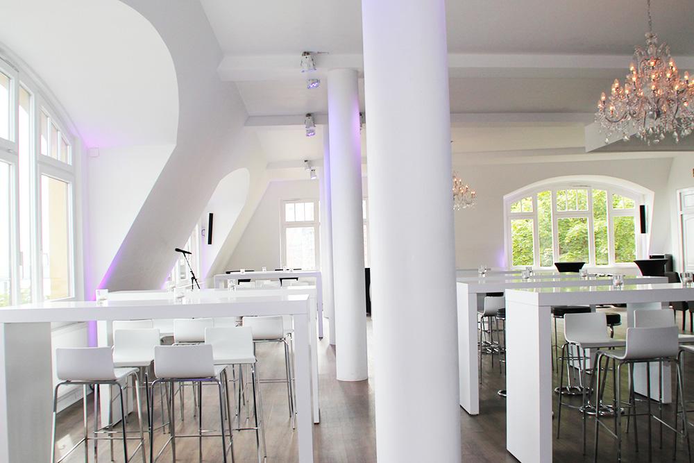 Tagungsräume mit Elbblick in Hamburg