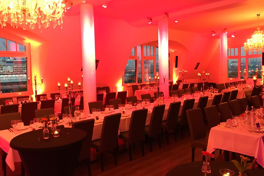 Panorama Lounge Hamburg Hochzeit