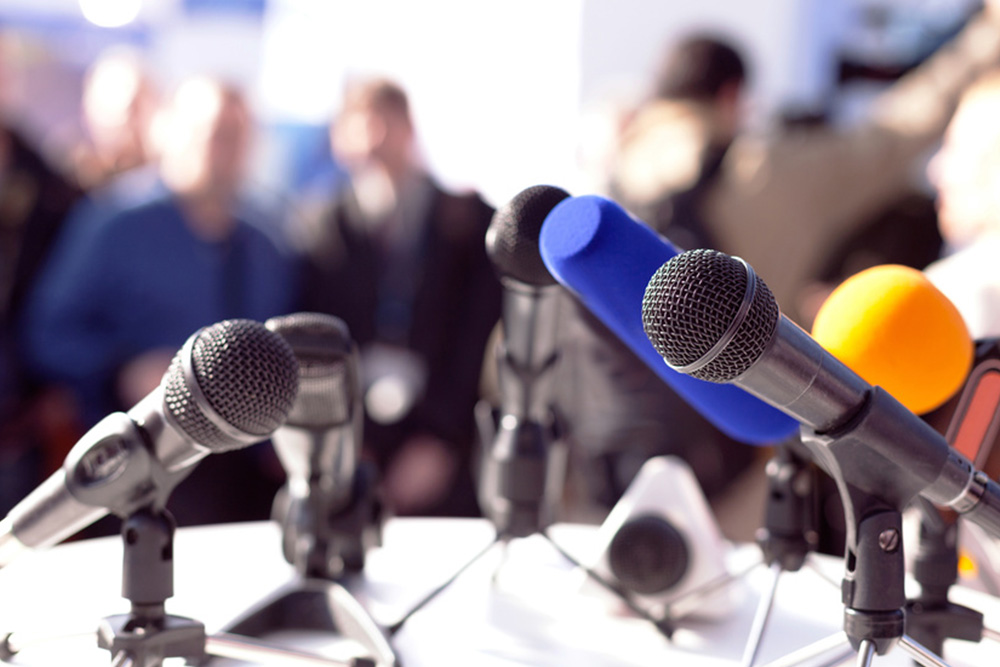 Pressekonferenz Hamburg Elbe