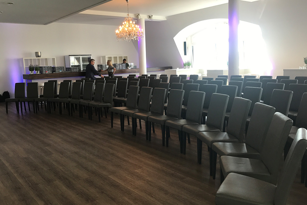 Tagung Seminar in Hamburg - direkt an der Elbe